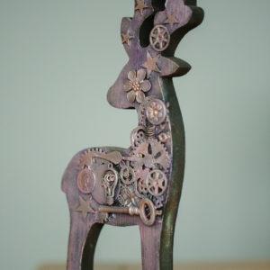 Steampunk Reindeer